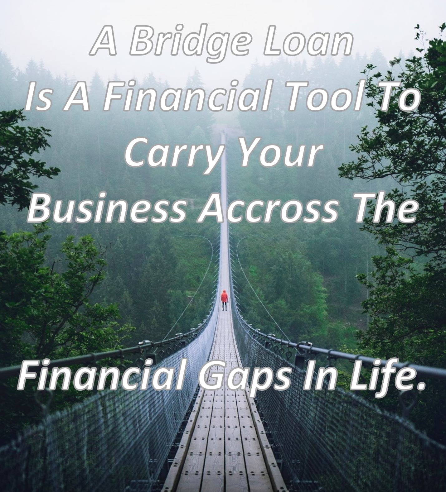 Factoring, Equipment Loans, Bridge or Term Loans, Lines of Credit and Many Other Types of Financing 12